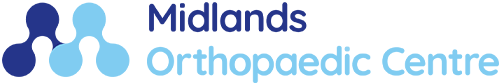 Logo for Midlands Orthopaedic Centre